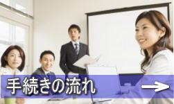 雇用保険加入の流れ